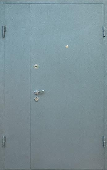 двери двойные металлические тамбурные