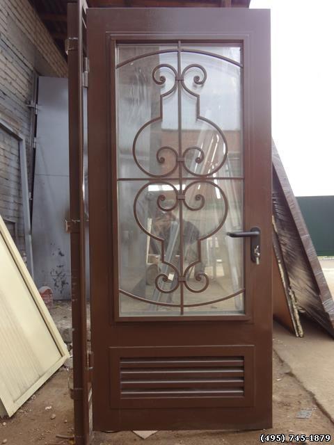 купить металлическую дверь для котельной